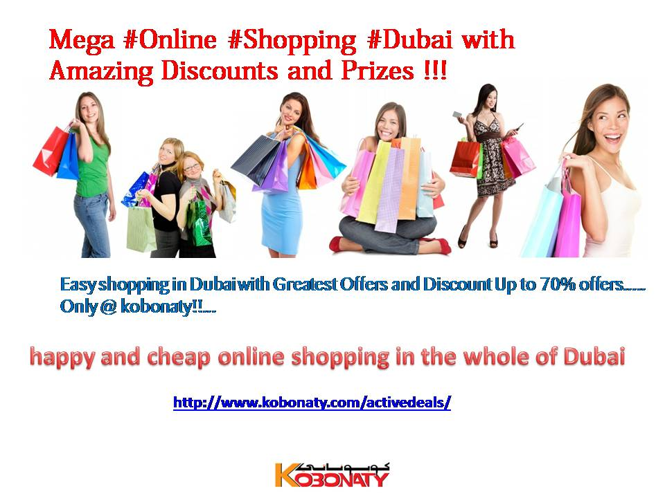 Best online deals in dubai